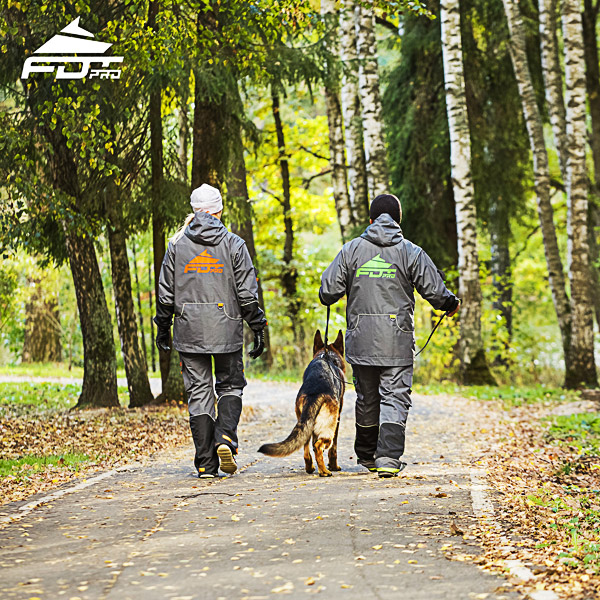 Professional Dog Training Jacket of Fine Quality for Everyday Activities