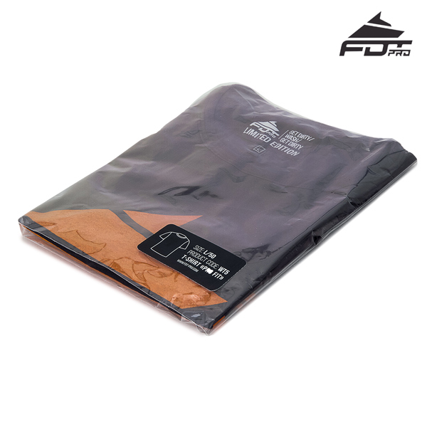 Filled Pro Design T-shirt Dark Grey Color